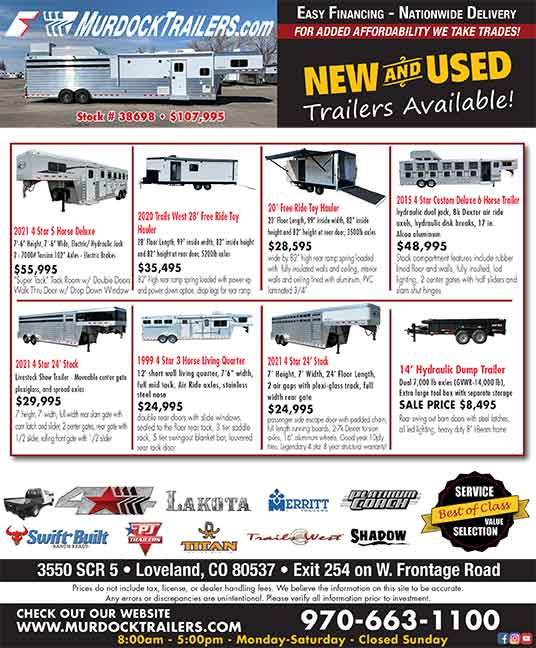 2021 Specials Ad Murdock Trailers