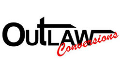 Outlaw Conversions in select trailers at Murdock Trailers