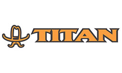 Titan Trailers for sale at Murdock Trailers