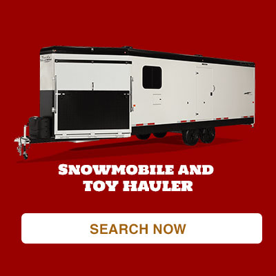 Search for Snowmobile Trailers and Toy Haulers in Loveland, CO
